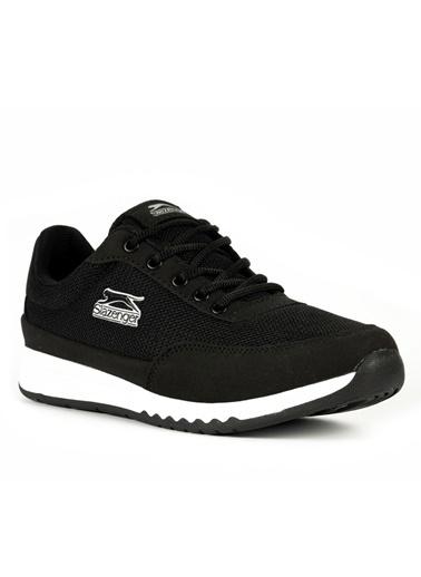 Slazenger Slazenger Angle Günlük Giyim Kadın Ayakkabı  Siyah